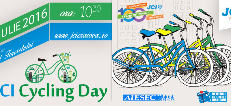 JCI Cycling Day-iulie 2016