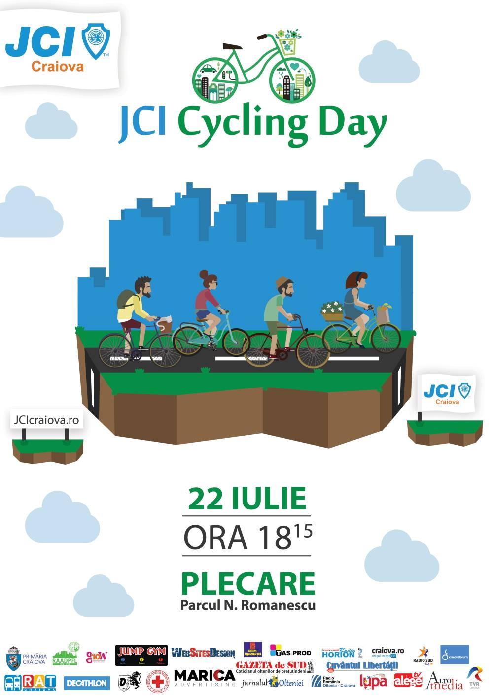 Cycling Day iulie II