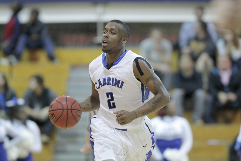 131122  Cabrini College - Men's Basketball vs U Scranton